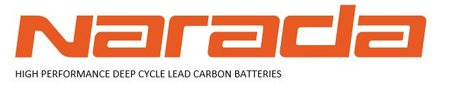 NARADA REXC Series - 2 Volt / 1200 Ah - Deep Cycle Lead Carbon Battery
