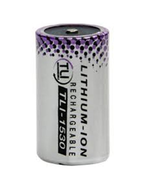 Tadiran Lithium Ion 2/3AA Rechargeable Battery [TLI-1530A]..>
