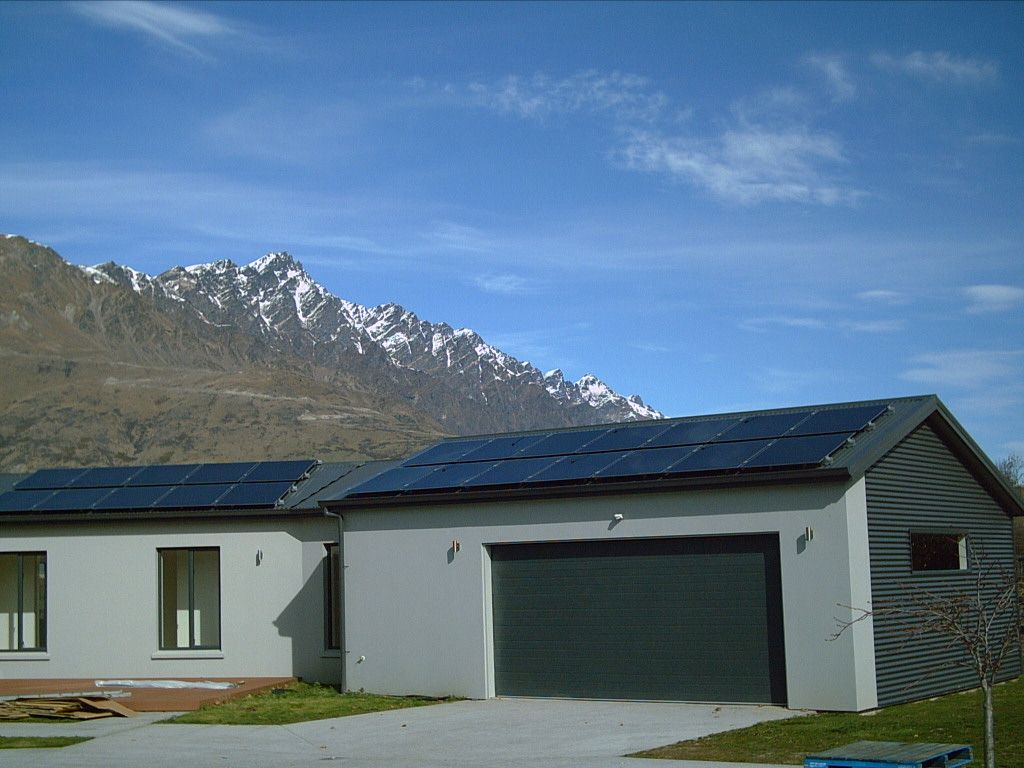 Queenstown Residential Solar Array