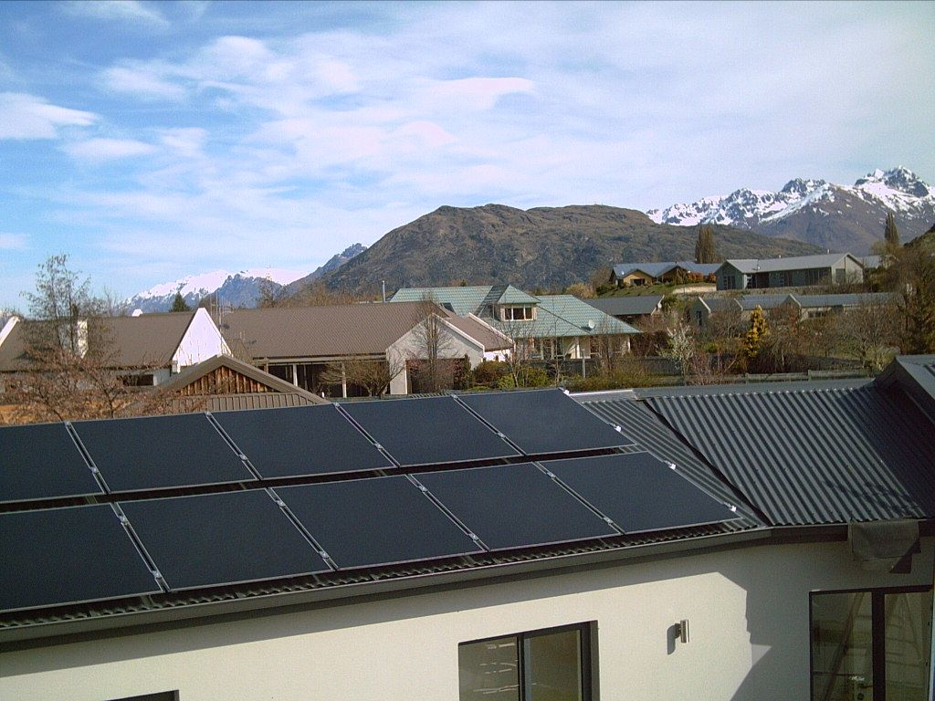 Residential solar Queenstown