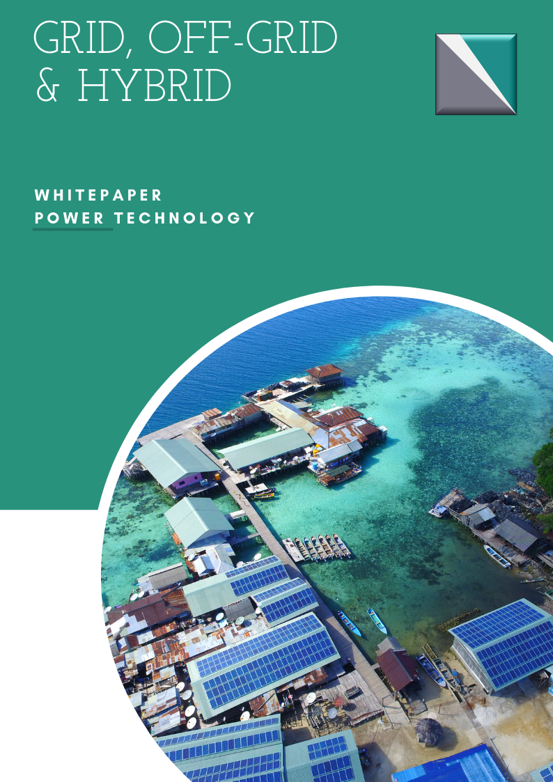 Grid Off Grid Hybrid Whitepaper Front Page