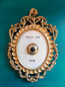 Press For Wine - Ringing Version