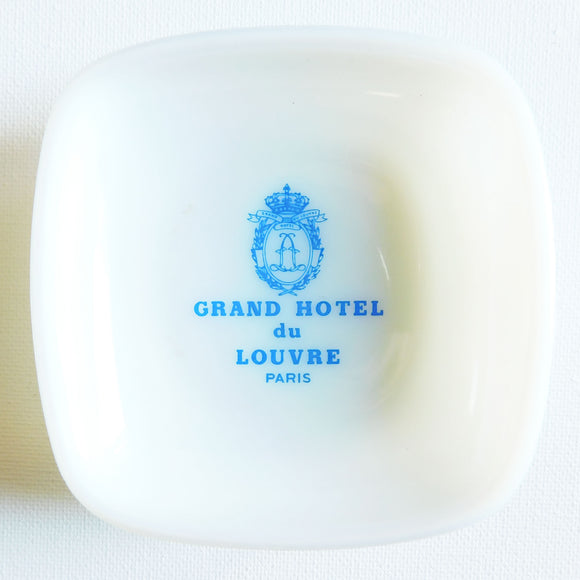 Grand Hotel du Louvre Paris Ashtray