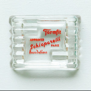 Schiaparelli Paris Ashtray