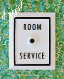 Room Service Button