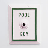 Pool Boy Button (ringing)