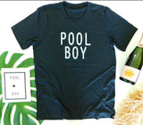 Pool Boy Button & Tee set