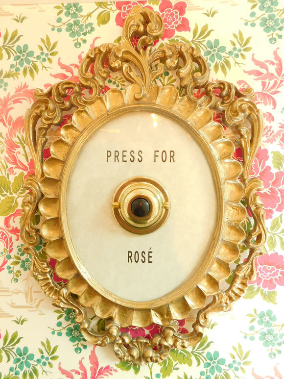 Press For Rose - ringing version
