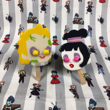 Load image into Gallery viewer, PRE-ORDER: BeetlePOP Hand Made Pin/Magnet