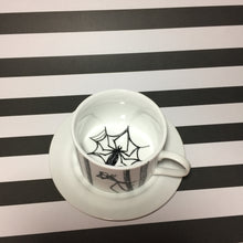 Load image into Gallery viewer, Hand Drawn Nightmare Tea Cup