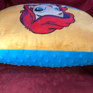Little Ariel Cutie- Pillow