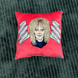 Goblin King Pillow