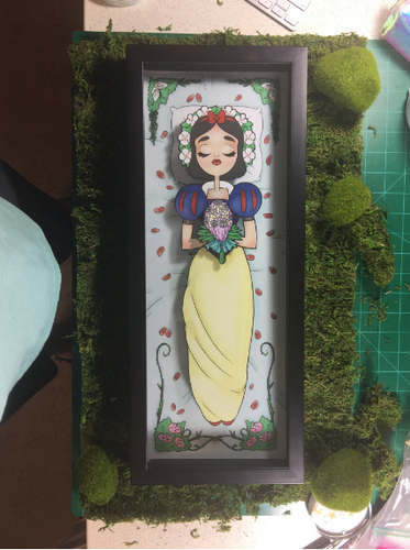 Waiting for Love- Snow White- Shadow Box- 7