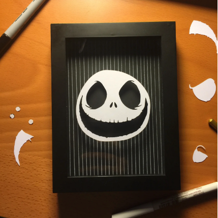 Happy Jack- Shadow Box- 5
