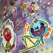 Load image into Gallery viewer, Rick's Big Sack- Sticker Pack