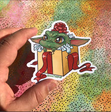 Load image into Gallery viewer, The Gift- Big Sticker