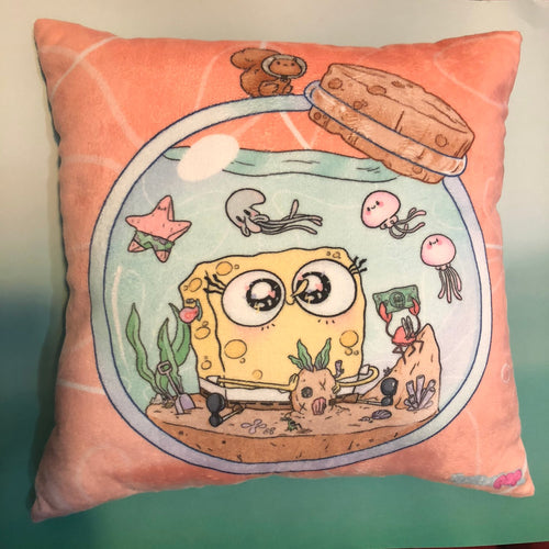 Circle of Friends, SpongeBob- Pillow
