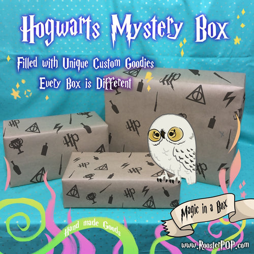 Hogwart Mystery Box- Magic in a Box