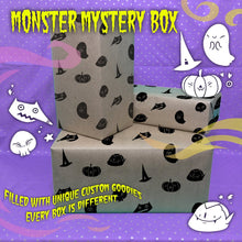 Load image into Gallery viewer, Monster Mystery Box