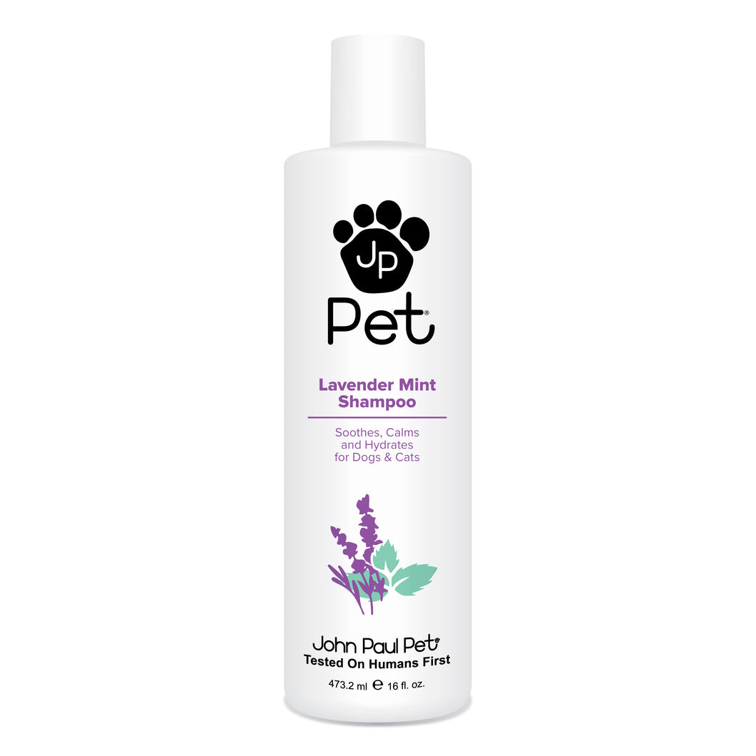 Deep conditioning shampoo for dogs