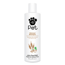 Load image into Gallery viewer, Natural oatmeal sensitive skin shampoo for dogs skin