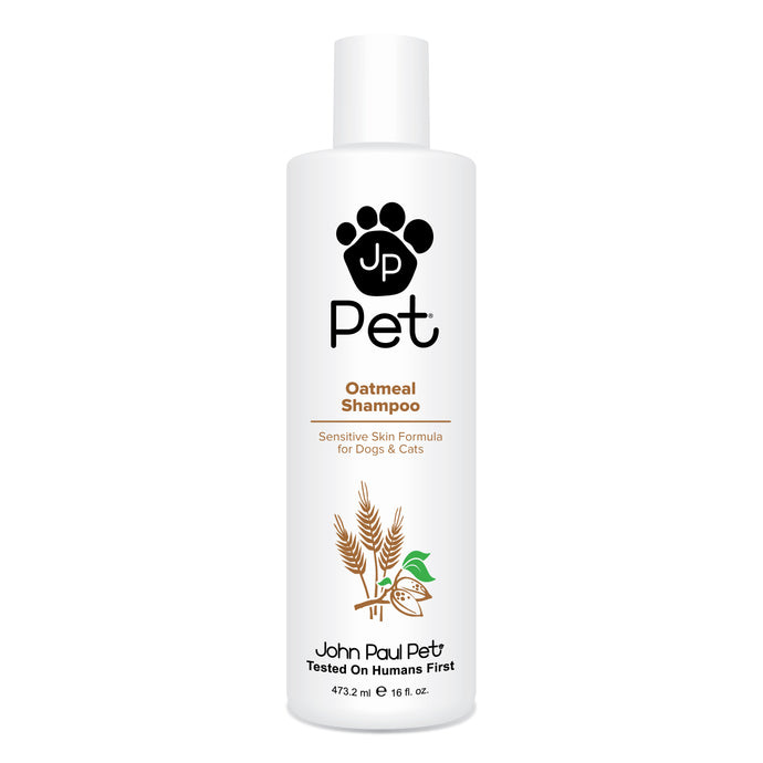 Natural oatmeal sensitive skin shampoo for dogs skin