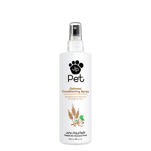 Natural oatmeal sensitive skin for dogs