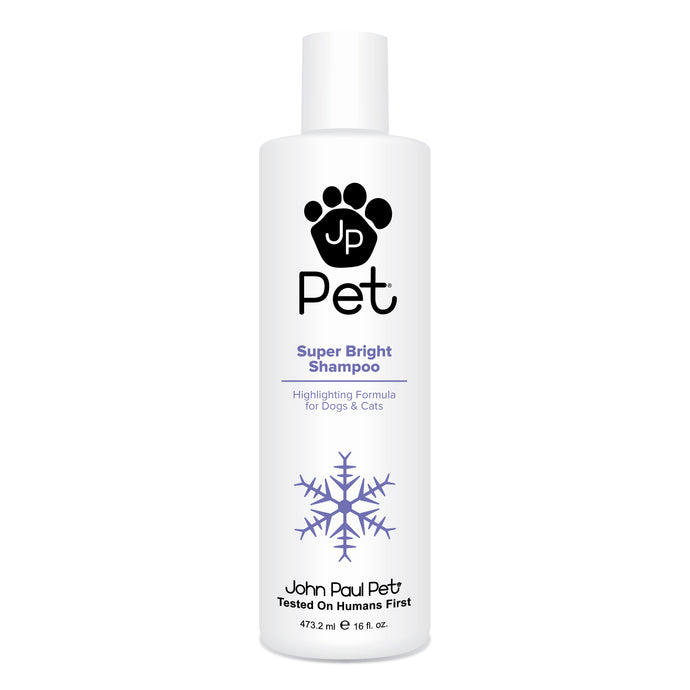Brightening shampoo for dogs