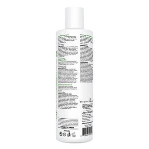 Natural moisturising dog shampoo with eucalyptus
