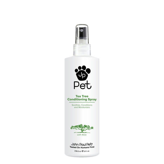 Natural moisturising dog conditioner