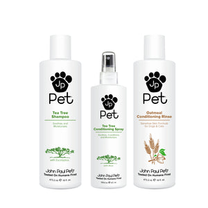 TEA TREE MOISTURISING DOG SHAMPOO