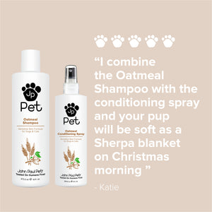 Best oatmeal sensitive skin products for dogs review