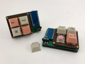 Petit Split Keyboard Kit