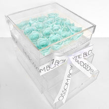 Load image into Gallery viewer, Crystal Collection | Sweet Sixteen Rose Box