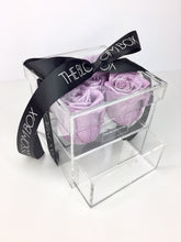 Load image into Gallery viewer, Crystal Collection | Treasure Rose Box (4/5 roses)
