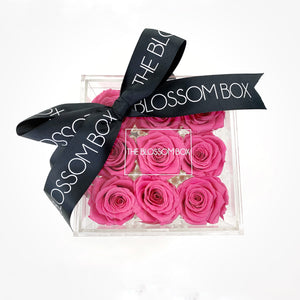 Crystal Collection | Nine Rose Box