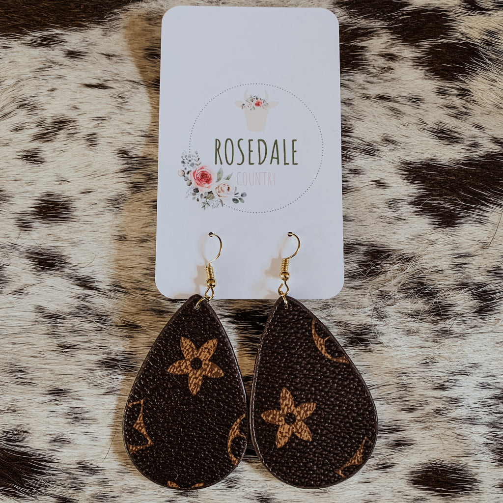 Designer Drop Earring