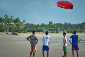 Kitesurfing Trainer Kite