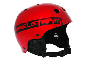 AQUA WAVE Red Helmet