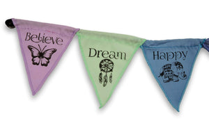 Mindful Prayer Magnetic Flags