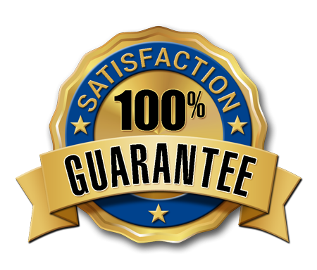 Satisfaction Guarantee Badge