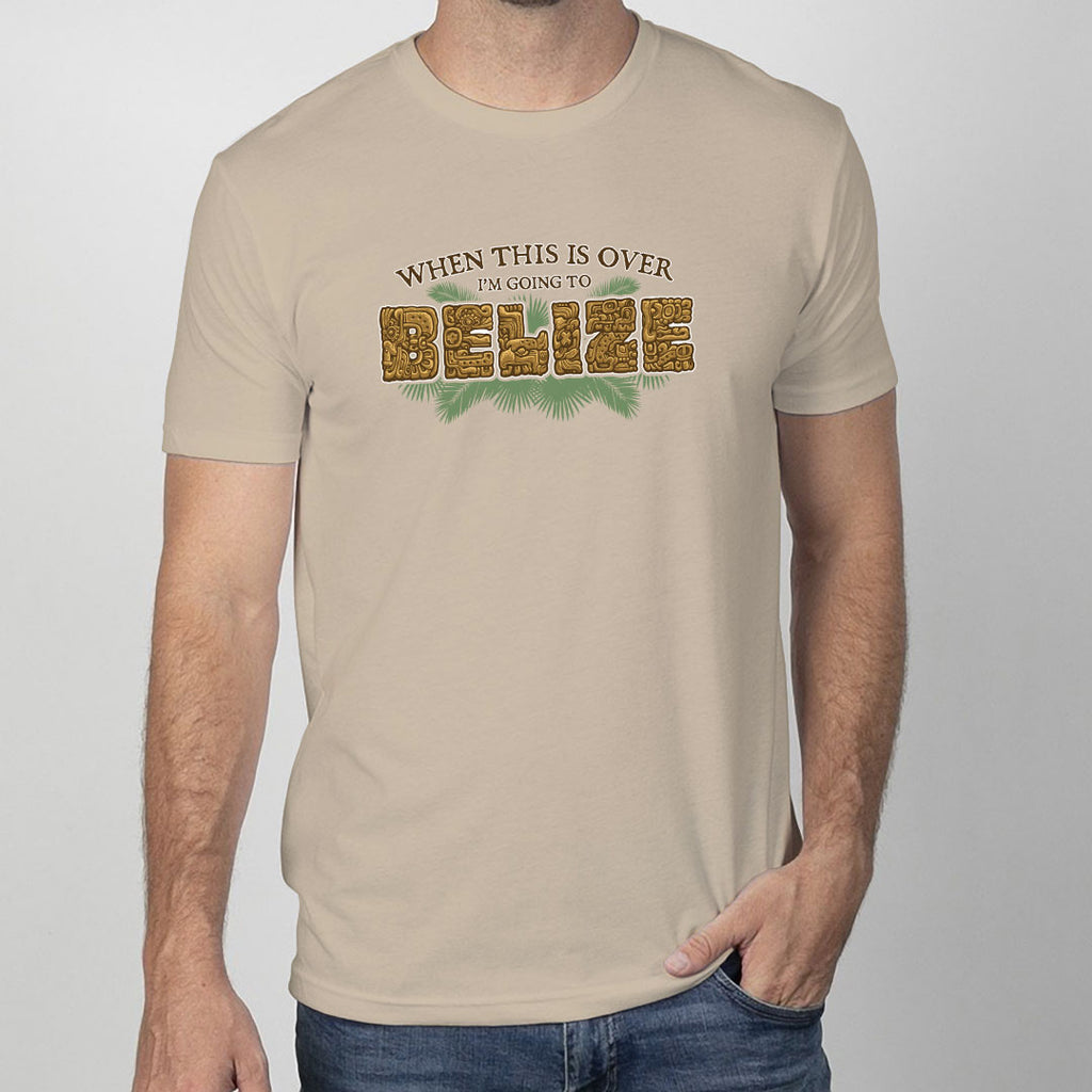 Going to Belize T Shirt