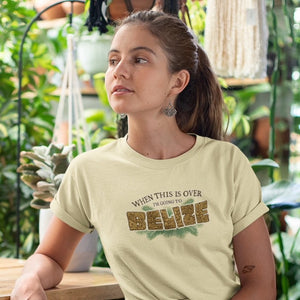 Caribbean Cruise T Shirt | going to Belize