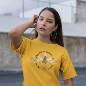 Island Honey T Shirt | Sweet and Wild