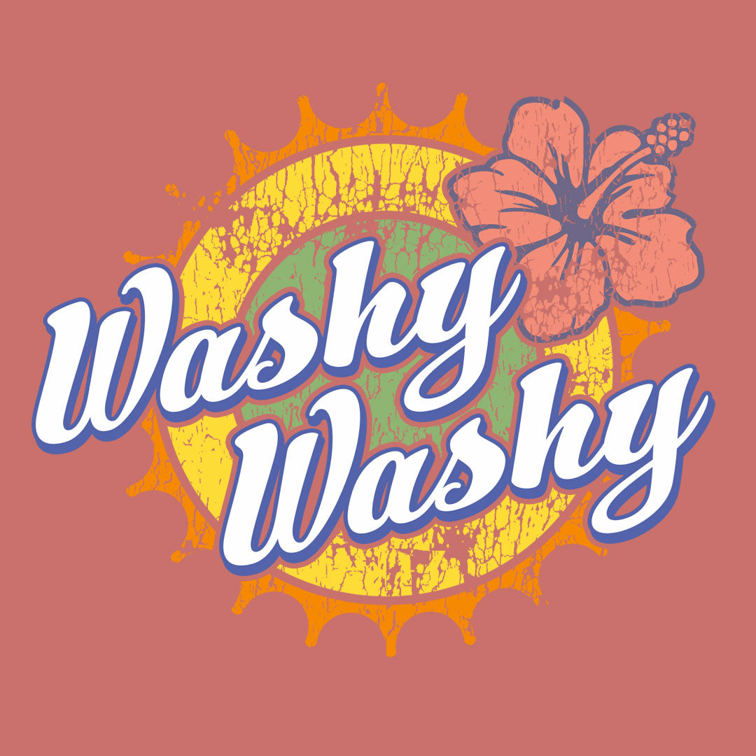 Washy Washy T Shirt Design | Funny Cruise T Shirt