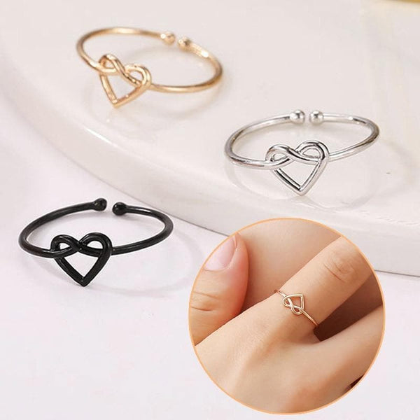 Heart Band - Han and Co. Jewelry