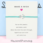 Make A Wish Bracelet - Anchor