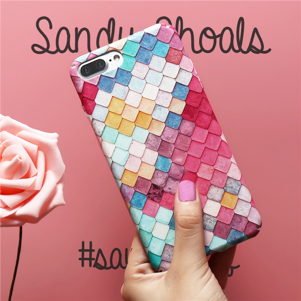Mermaid Scale - iPhone Case