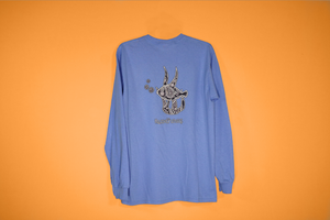 Blue Long Sleeve