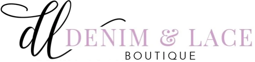 Denim & Lace Boutique logo